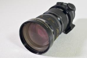 Nikon 50-300mm T4.5 lens with Optex Arri bayonet mount