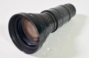 Angenieux 12:120 16mm lens with AB mount