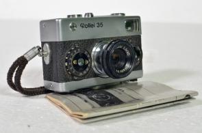 Rollei 35mm stills camera