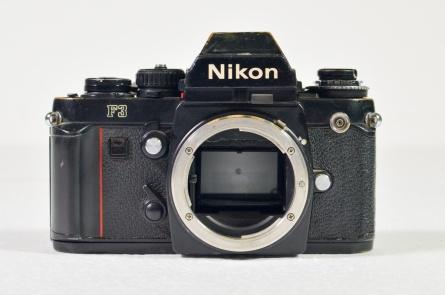 Nikon F3 camera body