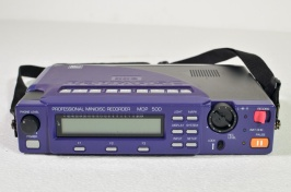 Porta Disc mini disk sound recorder