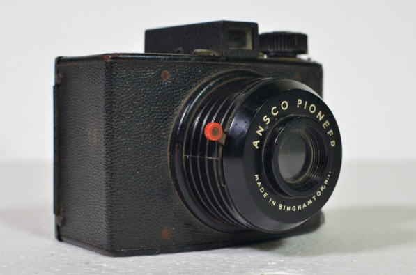 Ansco Pioneer stills camera